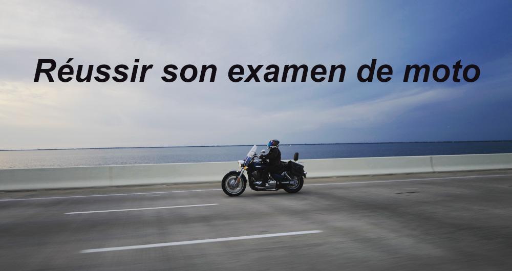Examen de moto